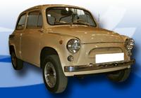 Автомобили ЗАЗ-965 и ЗАЗ-965Б4