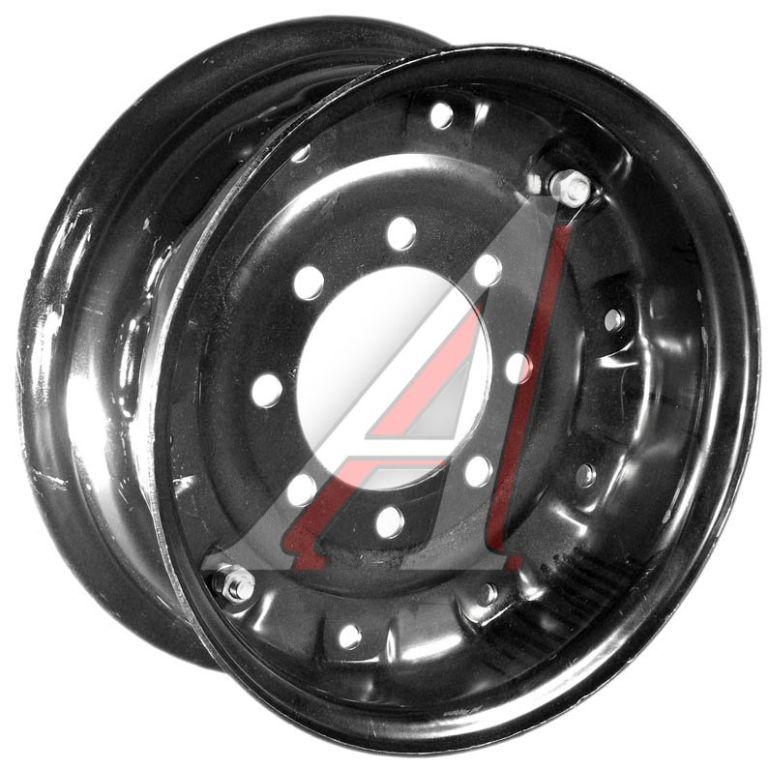 Диск колесный 2ПТС-4 прицепа (трактор) 8 шпилек (без болтов) разборный к-т 2шт КрКЗ - 887А-3101012 - купить в Авто-Альянс, низкая цена на autoopt.ru