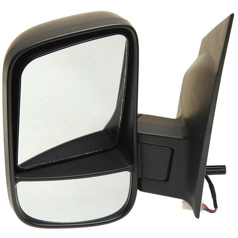 Зеркало боковое ГАЗель Next левое электропривод обогрев (ОАО ГАЗ) -  A21R23.8201021-30 - купить в Авто-Альянс, низкая цена на autoopt.ru