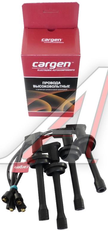 Изображение 2, 4062.3707244-10 Провод высоковольтный ГАЗ-3302, 2705 дв.ЗМЗ-406, 405, 409 16 клап. (в упаковке) комплект CARGEN