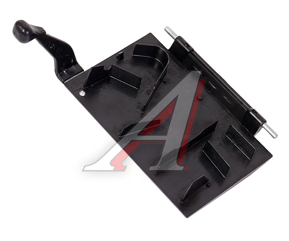 Крышка ВАЗ-2105 кожуха радиатора отопителя нижний - 2105-8101098-01 - купить в Авто-Альянс, низкая цена на autoopt.ru
