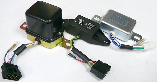 Реле-регуляторы напряжения для установки вне генератора