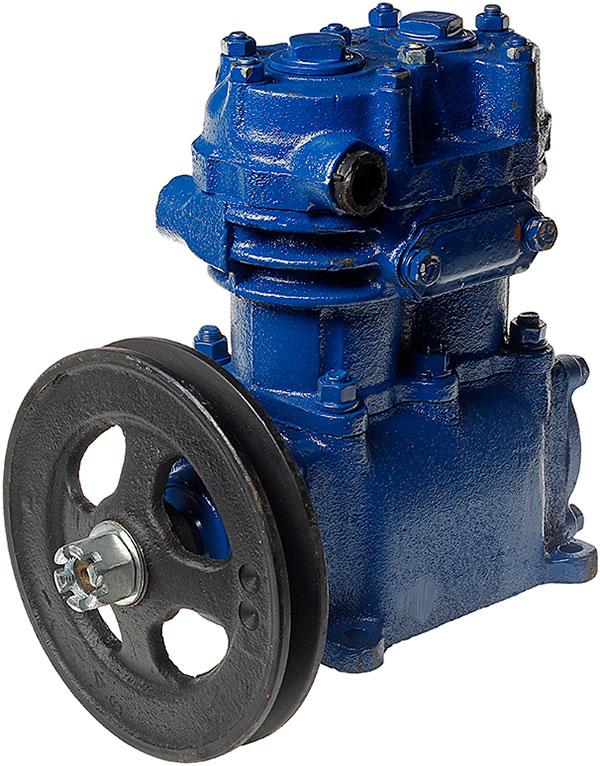 Охлаждение компрессора ямз 236 схема